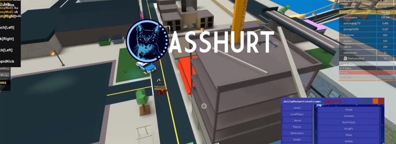 Asshurt | Home